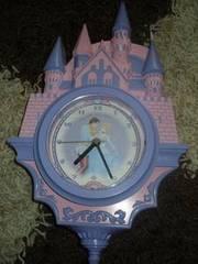 Stunning Disney Cinderella Clock