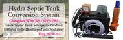 Septic Tank Aeration Unit