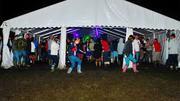 Milton Keynes Bowl Camping
