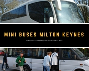 Take Benefits Of Mini Buses Milton Keynes