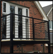 Top-notch Quality Balconies Offered by TME Fabrications
