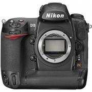 Nikon D3 Digital SLR Camera 666