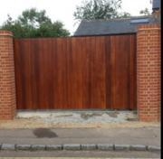 The Finest Milton Keynes Wooden Gates