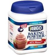 Argo Baking Powder 340g (12oz) (Box of 12)
