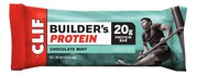 Clif Builders Bar Chocolate & Mint 68g (2.40 oz) (Box of 12)